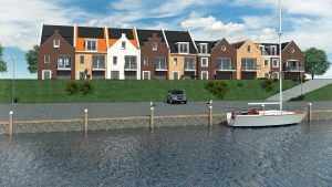 Nieuwbouwproject Sint Philipsland 't Pakuus